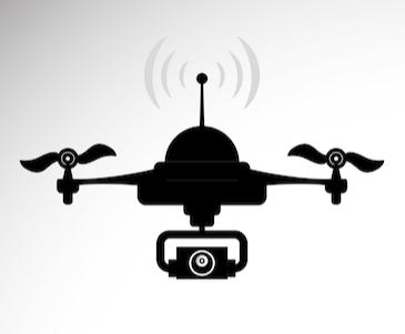 Drone pour la video et photographie