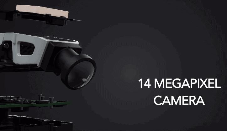 Video 14 megapixels