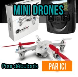 drones debutants