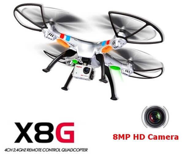 Syma-x8g-2-4G-4ch