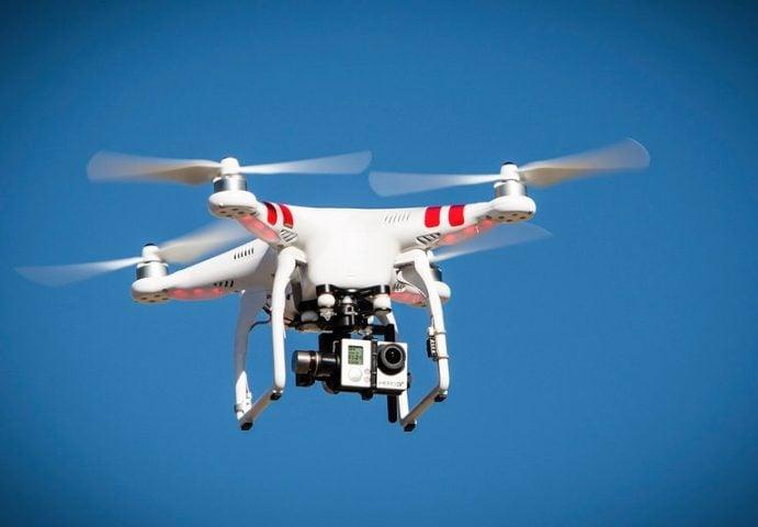 Les 6 meilleurs drones pour votre GoPro