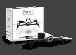 test bebop 2 parrot