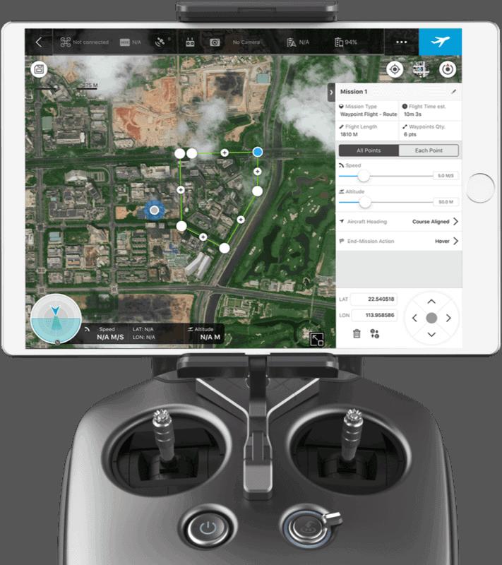 Les meilleures applications smartphone pour votre drone en 2017
