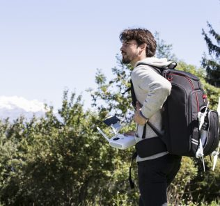 manfrotto D1 Drone Backpack test et avis