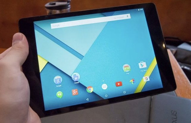 Google Nexus 9, tablette 8.9 pouces