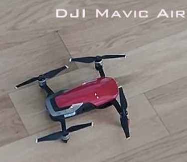 premieres images du dji mavic air