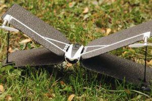 drone en forme de x-wing