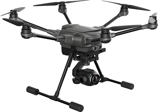 le typhoon H plus