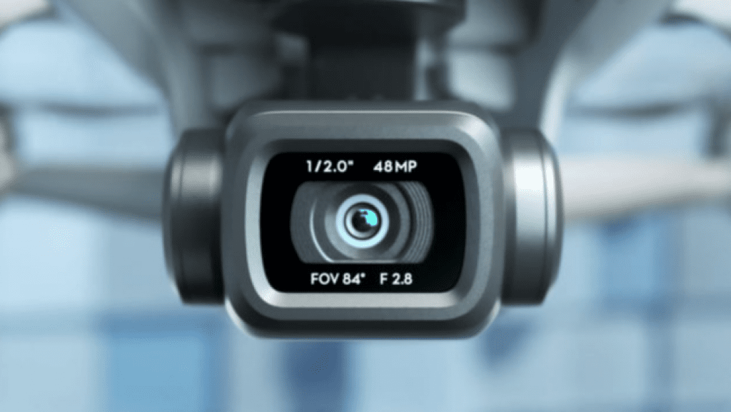 mavic air 2 camera