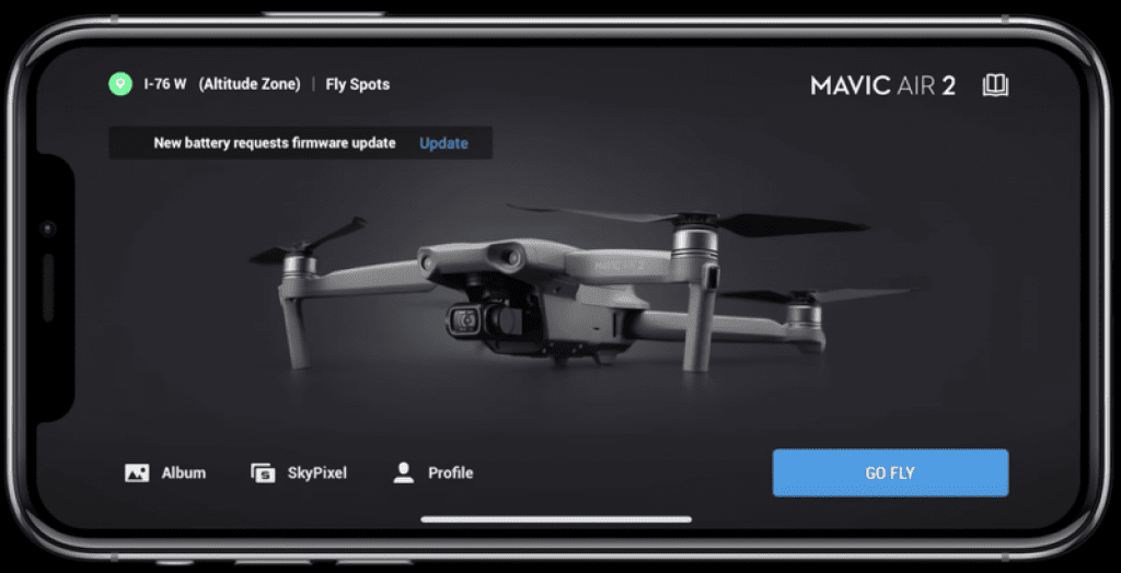Mavic Air 2 Dji Fly