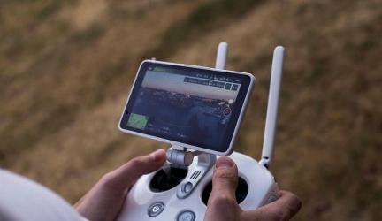 Les Antennes des drones DJI