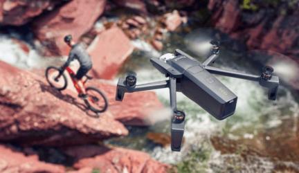 Le nouveau drone Anafi de Parrot peut-il rivaliser avec les drones DJI ?